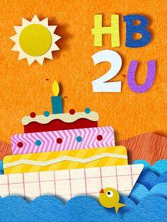 HB2U - Free Birthday Cards