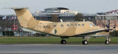 Beechcraft B-200 Super-King-Air (7T-WRG), Algerian Air Force (c. 1982-????)