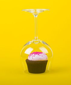 Cover a leftover treat with an upside-down wineglass to prevent it from going stale or getting crushed. (Idea courtesy of Jan Urick, Gilbert, Arizona)