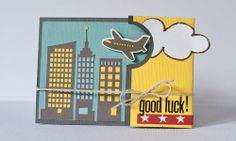 good luck card from S&CT blog!