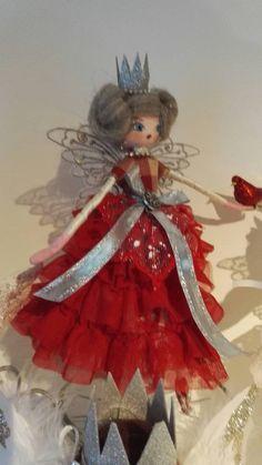 Beautiful gift ideas for any occasion.weddings, Valentine's, birthday, s Christmas Fairy, Angelic Pretty, Flower Fairies, Fairy Dolls, Diy Flowers, Needle Felting, My Etsy Shop, Christmas Decorations, Princess Zelda