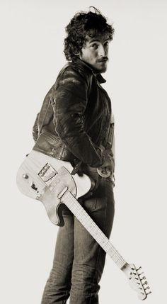 Bruce Springsteen #brucespringsteen #forthosewholiketorock