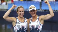 Olympics Rio 2016: Double rowing gold for Great Britain in women's pairs and men's four - Rio 2016 - Rowing - Eurosport