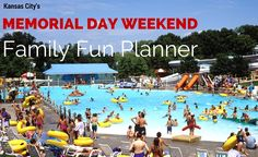 Kick off summer fun with these great ideas for Memorial Day Weekend!