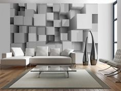 Details about Huge wall mural photo wallpaper non-woven illusion white – Wallpaper Ideas Wooden Wall Decor, Wooden Walls, Ingrain Wallpaper, Wallpaper Roller, Minimal Home, Mural Wall Art, 3d Wall, Photo Wallpaper, Home Decor Inspiration