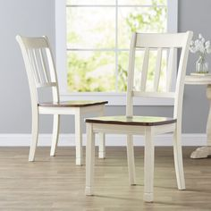 Leamont Side Chair Reviews Birch Lane Dining Chairs Side Chairs Dining Solid Wood Dining Table
