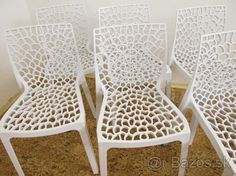 Dizajnové stoličky - 1