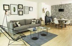 La decoración de la sala es algo primordial, es el sitio social del hogar por excelencia. A continuación, 10 grandiosas ideas para la decoración de salas.