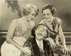 Joan Blondell, Adolphe Menjou and Mary Astor for Convention City, directed by Archie Mayo. Old Hollywood Movies, Hollywood Actor, Golden Age Of Hollywood, Hollywood Actresses, Classic Hollywood, Actors & Actresses, Hollywood Glamour, Silent Film Stars, Movie Stars