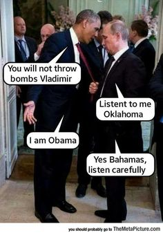 Funny Pictures: It's Obama