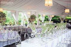 Tent Liners & Draping from Eventure Designs Toronto