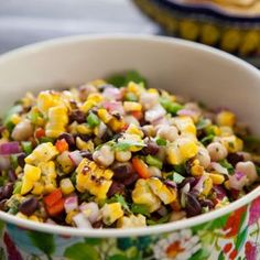3 Bean Salad Recipe With Bacon.Potato Salad With Bacon Recipe Potato Salad Mayonnaise . Hard Boiled Eggs 5 Ways Food Network Healthy Eats . Eight Layer Dip Recipe Ree Drummond Food Network. Home and Family Corn And Bean Salad, 3 Bean Salad, Soup And Salad, Pasta Salad, Spaghetti Salad, Macaroni Salad, Tomato Salad, Corn Salad Recipes, Corn Salads