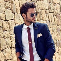 #elegant #sociallife #tie #suit #city #menfashion