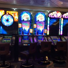 The casino- The Wizard of OZ proved to be my favorite slot machine