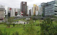 Jardin grands moulins abbé pierre - Paris