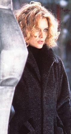 Michelle Pfeiffer in Batman Returns (1992).