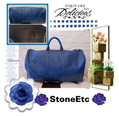 """""""StoneEtc 7"""" by nedim-848 ❤ liked on Polyvore featuring Louis Vuitton, WALL, Chanel and vintage"""