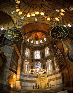 Hagia Sophia Mosque Turkey