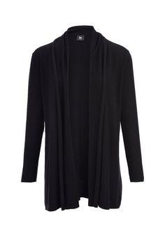 nanso Strickjacke schwarz Bekleidung bei Zalando.de | Material Oberstoff: 100% Wolle | Bekleidung jetzt versandkostenfrei bei Zalando.de bestellen!