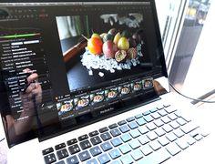 Fotografía de alimentación con luz natural   La Salsa Studio