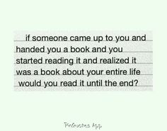 Would you? I wouldn't.
