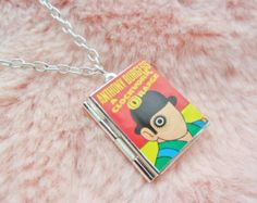 #Schmuck #Bücher #Buch #DIY #basteln #Buchliebe #booknerd #Lieblingsbuch