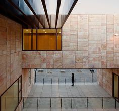 Zamora, Spain County Council offices in Zamora g+f arquitectos