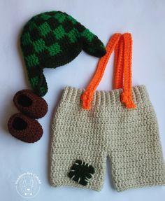 Super Crochet Toys For Babies Boys Ideas Crochet Baby Costumes, Crochet Baby Clothes, Newborn Crochet, Newborn Hats, Baby Girl Newborn, Crochet Gifts, Crochet Toys, Baby Boy Toys, Crochet Photo Props