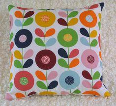 Swedish cotton cushion cover