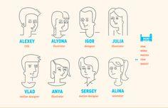 Team from Hound Studio | PatternTap | ZURB Library