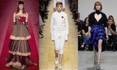 Gucci, Christian Dior, Proenza Schouler
