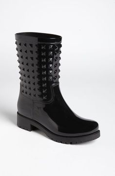 """Rockstud"" Rain Boot"