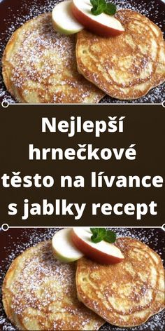 Czech Recipes, Smoothies, French Toast, Breakfast, Cakes, Food, Smoothie, Morning Coffee, Cake Makers