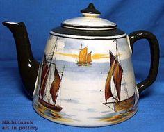 Royal Doulton Ships Breda Teapot