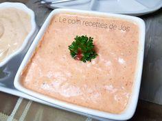 Le coin recettes de Jos: SAUCE AUX POIVRONS ROUGES GRILLÉS À L'AIL (pour fondue et raclette)