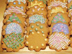 Paraisten piparkakut - Reseptit - Yhteishyvä Christmas Baking, Gingerbread Cookies, Food Inspiration, Sweet, Desserts, Recipes, Biscuits, Winter, Art