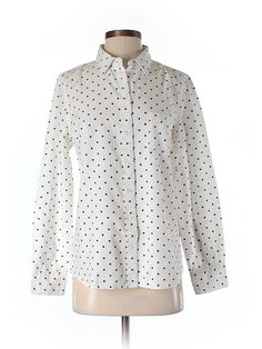 Check it out—J. Crew Long Sleeve Button-Down Shirt for $25.99 at thredUP!