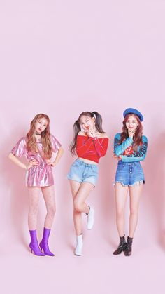 Chaeyoung, Nayeon, and Jihyo