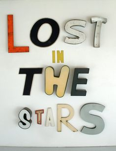 Lost in the S.T.A.R.S. >>> but finding my way! :)