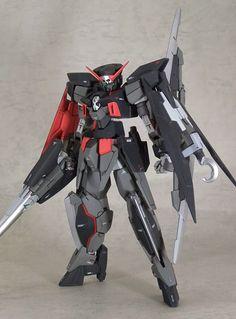"Custom Build: HG 1/144 Gundam AGE-2 Dark Hound ""Razor"" - Gundam Kits Collection News and Reviews"