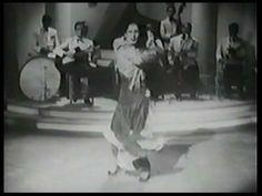 "Carmen Amaya / ""Embrujo del Fandango"" - YouTube"