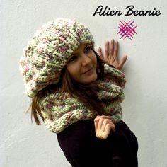 Wool Beanie | Pearl Knitter