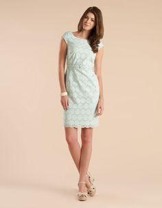 Bea Broderie Dress