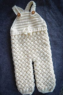 This is a PDF crochet pattern to make several different options: pants, skirt, overalls (with short pants, pants, skirt or long pants options). This pattern coordinates perfectly with my DW (Diagonal Weave) Baby Bonnet, DW Pixie Bonnet, DW Beanie or Newsboy, DW Boot Cuffs, etc.