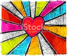 electrohearth Royalty Free Stock Vector Art Illustration