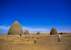 dongola sudan | Beehive Tombs, Old Dongola, Sudan | Flickr - Photo Sharing!