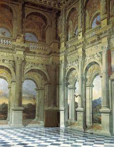 Agostino Tassi - Palazzo Lanzellotti ai Coronari in Rome, 1617-23