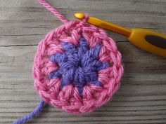 Crocheting in the round is an important skill to master and can be used for a variety of things like blank...