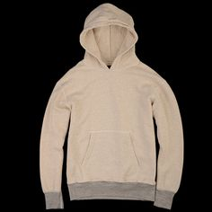 UNIONMADE - National Athletic Goods - Pullover Parka in Oatmeal ($165.00) - Svpply