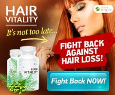 Hair Vitality Reviews: Can Women Re-Grow Hair? - https://dermexclusive.wordpress.com//?p=72100